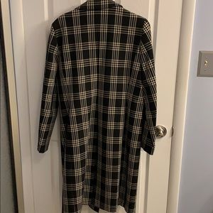 Lord & Taylor Jackets & Coats - Identity Lord & Taylor Plaid Trench Coat
